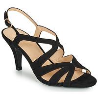 鞋子 女士 凉鞋 André JU 黑色