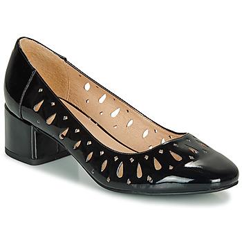 鞋子 女士 平底鞋 André JOZEFA 黑色 / 漆皮