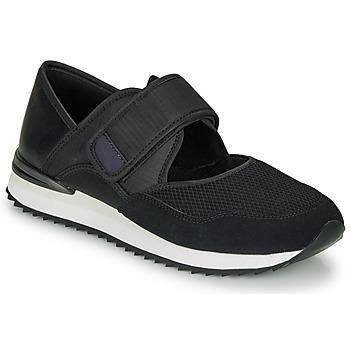 鞋子 女士 球鞋基本款 André HISAYA 黑色