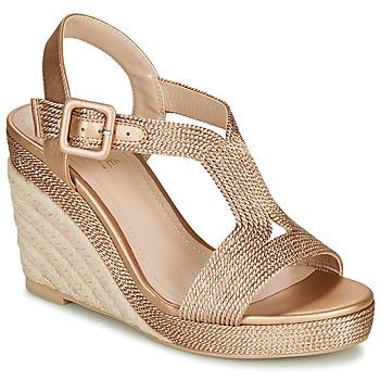 鞋子 女士 凉鞋 André PHOEBE 金色