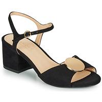 鞋子 女士 凉鞋 André JEANETTE 黑色
