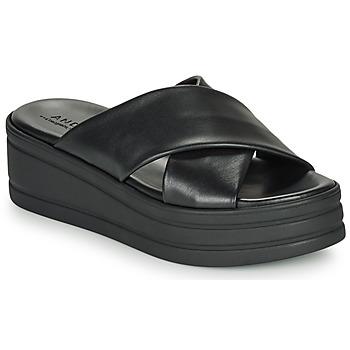 鞋子 女士 凉鞋 André ELVIANA 黑色