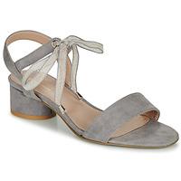 鞋子 女士 凉鞋 André PAULENE 灰色