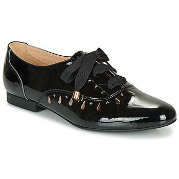 鞋子 女士 德比 André JUNIA 黑色 / 漆皮