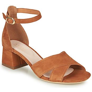 鞋子 女士 凉鞋 André JAYLA 驼色