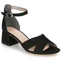 鞋子 女士 凉鞋 André JAYLA 黑色
