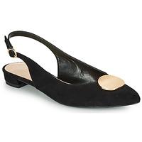 鞋子 女士 平底鞋 André JACQUOTTE 黑色