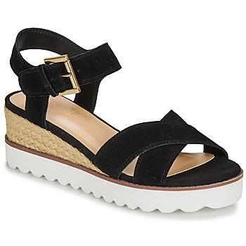 鞋子 女士 凉鞋 André EMILIA 黑色
