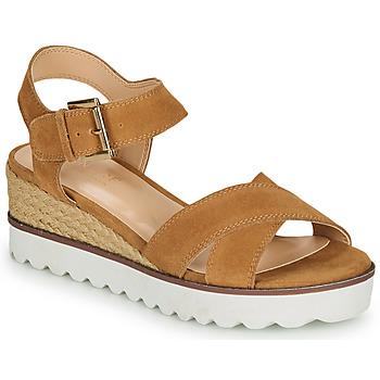 鞋子 女士 凉鞋 André EMILIA 驼色