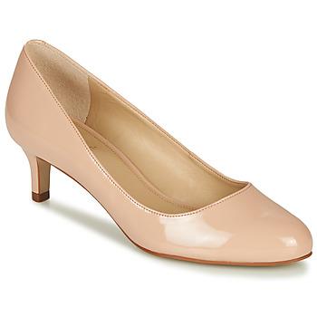 鞋子 女士 高跟鞋 André VALERIANE 裸色