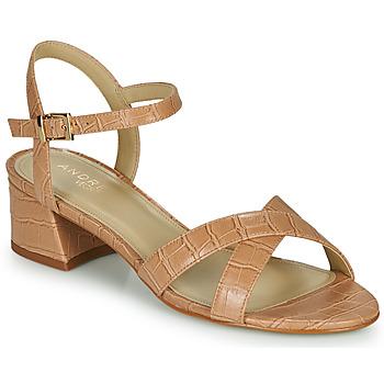 鞋子 女士 凉鞋 André VICTORIA 裸色