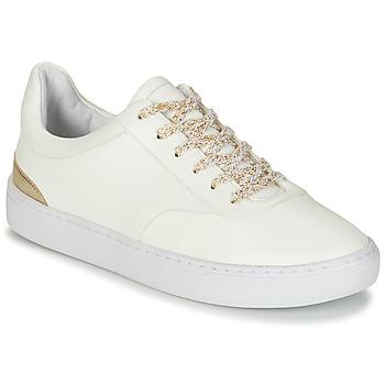鞋子 女士 球鞋基本款 André VIORNE 白色