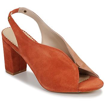 鞋子 女士 凉鞋 André L ILLUSIONISTE 玫瑰色