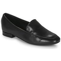 鞋子 女士 皮便鞋 André JAELLE 黑色