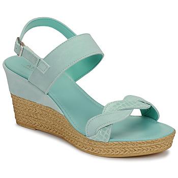 鞋子 女士 凉鞋 André ELOISE 蓝色