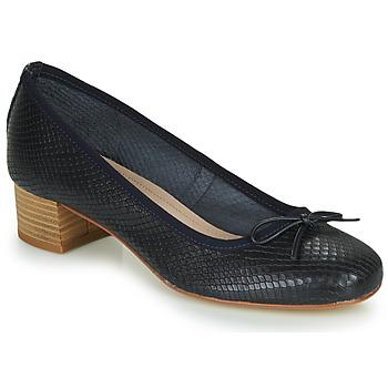 鞋子 女士 平底鞋 André POEME 海蓝色