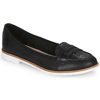 鞋子 女士 皮便鞋 André JENESSA 黑色