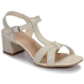 鞋子 女士 凉鞋 André JOSEPHINE 白色