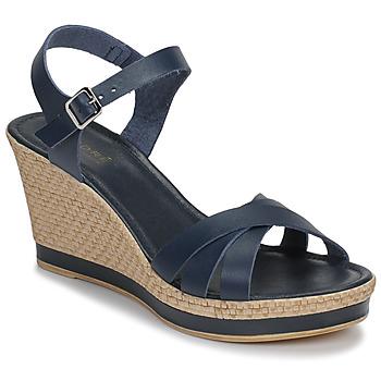 鞋子 女士 凉鞋 André MYRIAM 蓝色
