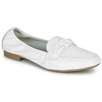 鞋子 女士 皮便鞋 André MAYRA 白色