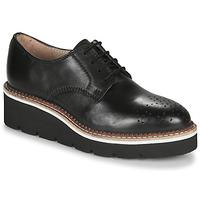 鞋子 女士 德比 André EMELINA 黑色