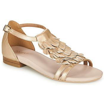鞋子 女士 凉鞋 André BRIANA 金色