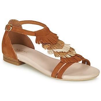 鞋子 女士 凉鞋 André BRIANA 驼色