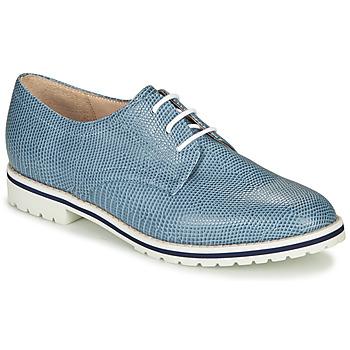 鞋子 女士 德比 André CICERON 蓝色