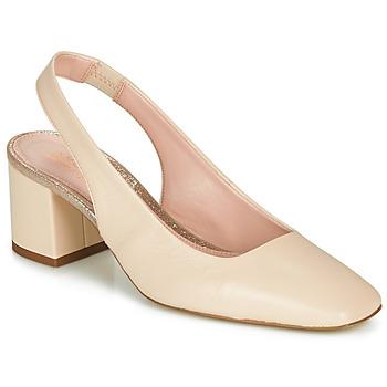 鞋子 女士 高跟鞋 André BERENICE 白色