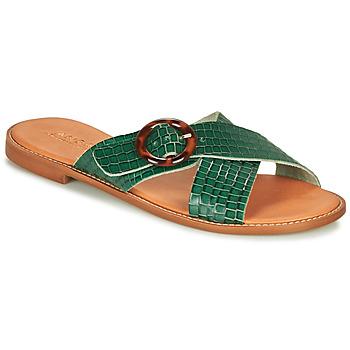 鞋子 女士 凉鞋 André BRAIDY 绿色