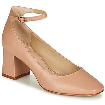 鞋子 女士 高跟鞋 André JASMINE 裸色