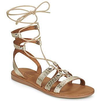 鞋子 女士 凉鞋 André BEA 金色