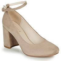 鞋子 女士 高跟鞋 André LAURIA 米色