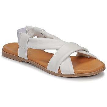 鞋子 女士 凉鞋 André BABACO 白色