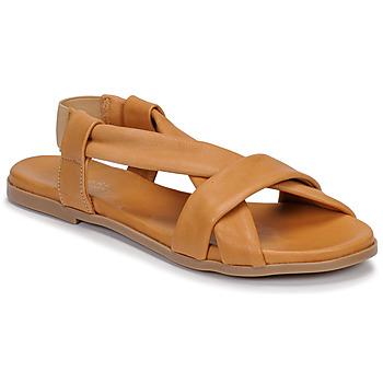 鞋子 女士 凉鞋 André BABACO 驼色