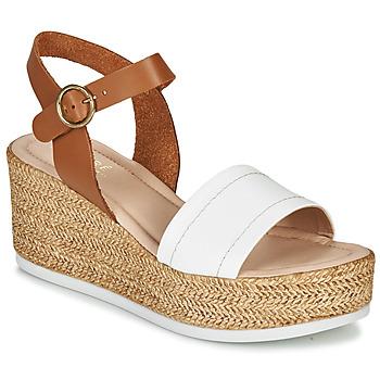 鞋子 女士 凉鞋 André BALADINA 白色