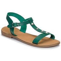 鞋子 女士 凉鞋 André DOMINOU 绿色