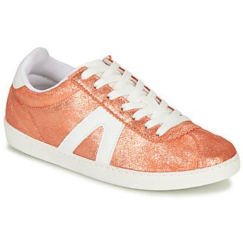 鞋子 女士 球鞋基本款 André SPRINTER 玫瑰色