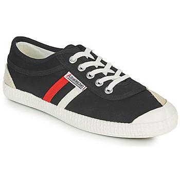 鞋子 球鞋基本款 Kawasaki 川崎凌风 RETRO 黑色 / 白色