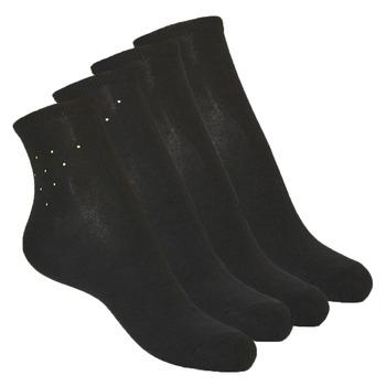 纺织配件 女士 短筒袜 André DARK 黑色