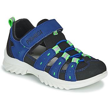 鞋子 儿童 运动凉鞋 Primigi 5371822 蓝色 / 黑色