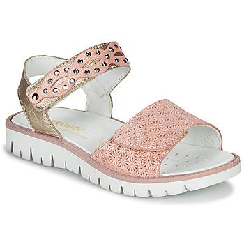 鞋子 女孩 凉鞋 Primigi 5386911 玫瑰色