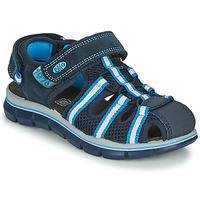 鞋子 男孩 運動涼鞋 Primigi  海藍色 / 藍色