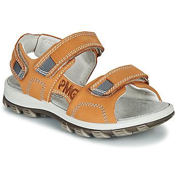 鞋子 男孩 凉鞋 Primigi 5391133 橙色