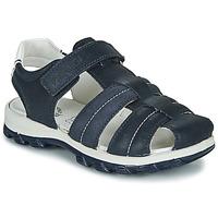 鞋子 男孩 凉鞋 Primigi 5391211 海蓝色
