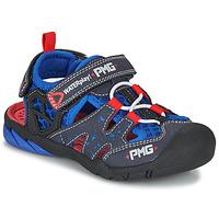 鞋子 男孩 运动凉鞋 Primigi 5460111 蓝色 / 红色