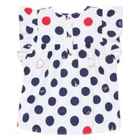 衣服 女孩 女士上衣/罩衫 Lili Gaufrette  白色