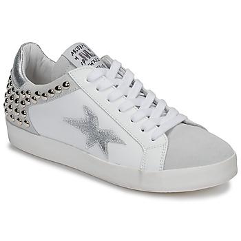 鞋子 女士 球鞋基本款 Meline GELLABELLE 白色