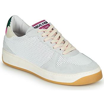 鞋子 女士 球鞋基本款 Meline GEYSON 白色