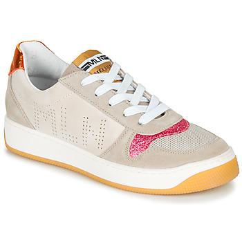 鞋子 女士 球鞋基本款 Meline GEYSON 米色